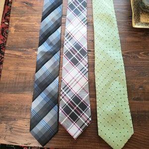 3 Great Neck Ties